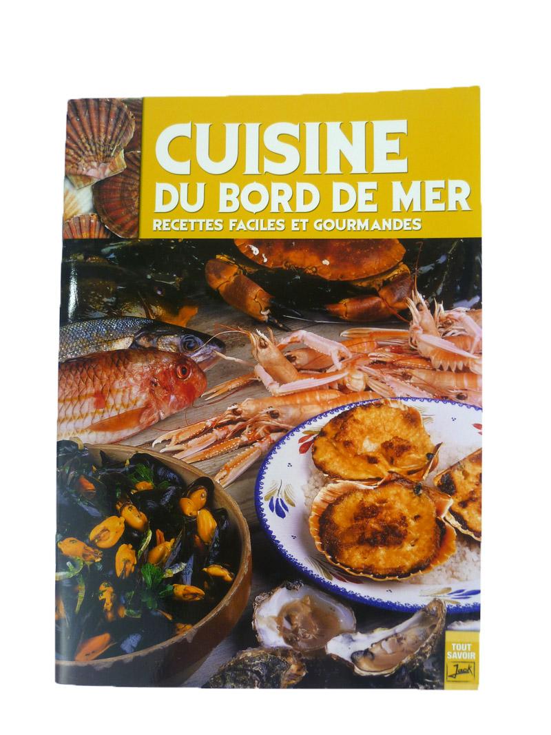 Livre Cuisine Du Bord De Mer