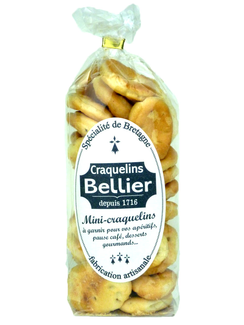 Mini Craquelins Bellier traditionnels
