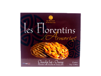 Les Florentins chocolat au lait orange
